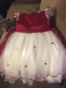 Toddler Girls Party Dress -Size 3