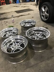 HRE wheels style 547 AUTHENTIC