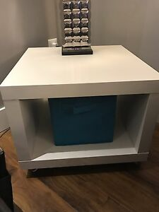 Coffee table (white) from IKEA