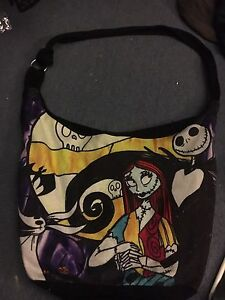 Nightmare Before Christmas side purse