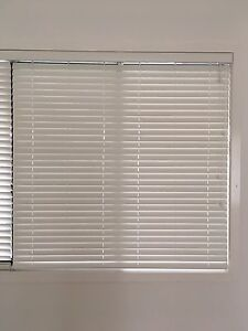 Ecowood Venetian blinds ( 8 different sizes / As New ) Pelican Waters Caloundra Area Preview