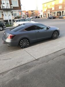 Honda Accord coupe avec mags 20pouce new good conditions