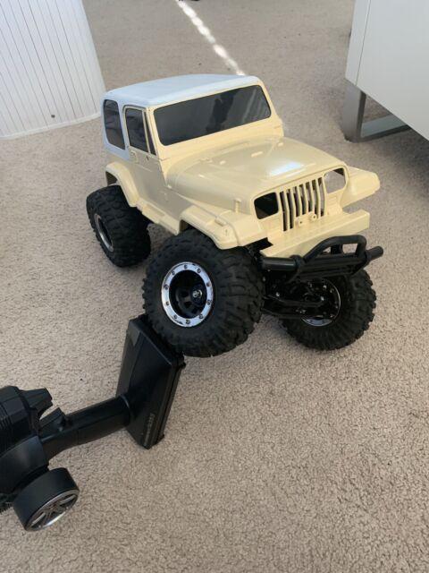 Tamiya RC Jeep Rock Crawler | Toys - Outdoor | Gumtree Australia