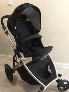 2013 Britax B-ready stroller and B-safe infant car seat