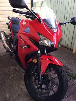 HONDA CBR500-ABS  Parramatta Parramatta Area Preview