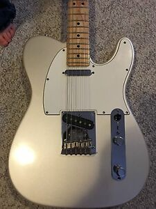 2007 American Standard Telecaster for trade