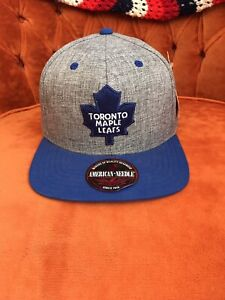 SnapBack with Maple Leafs logo