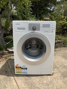 Sumgung 7.5KG ecobubble front load washing machine new likes