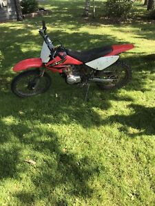 Honda CRF 100 (with papers)