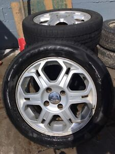 Ford Focus rims for sale