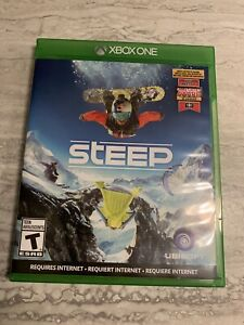 Perfect condition Xbox one game - Steep