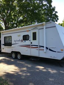 2008 Jayco Feather Ultra Light Trailer