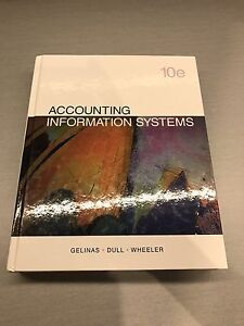 Accounting Information Systems 10th Edition (Ryerson ITM 696)