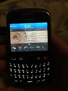 Refurbished blackberry curve