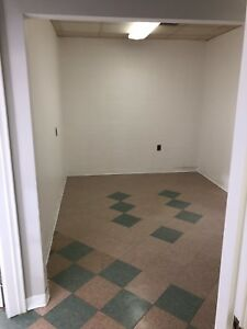 "Space for rent in downtown wellness studio ""available now"""