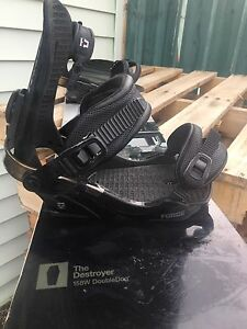 "Forum ""the destroyer"" 158W.  Union force bindings"