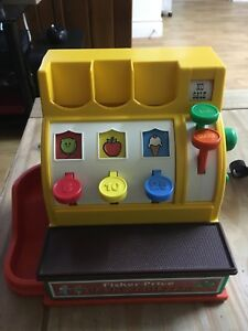 Fisher price caisse