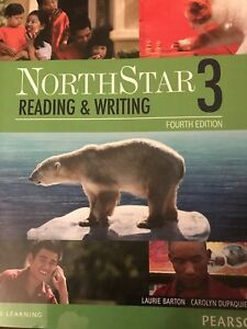 NORTHSTAR READING & WRITING 3 PEARSON only 65$!!