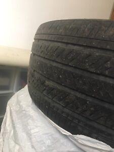 Pneus Michelin pilot 215/45/17 ete