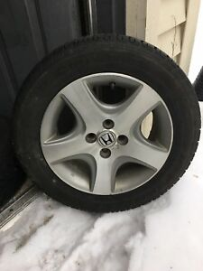 Winter Tires 195/60R15