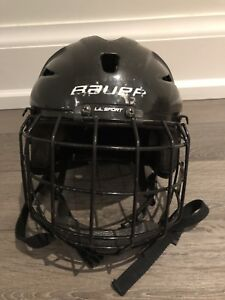 Kids hockey/ skate helmet