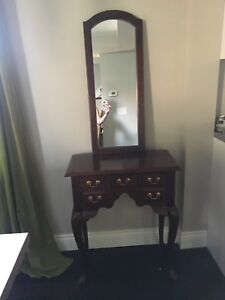 Dresser/vanity/hallway table - whatever you want it to be