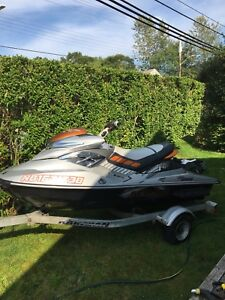 2009 RXP X 255HP SUPERCHARGED SEADOO LOW HOURS