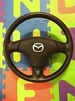 RX7 FD OEM Nardi Steering Wheel