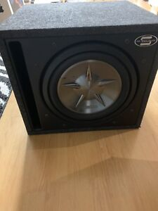 Subwoofer Clarion 12''