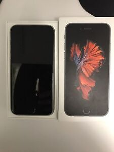 IPHONE 6S 32GB SPACE GREY - TELUS(can be unlocked)