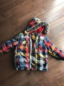 Manteau d'hiver Nanö, grandeur 5 ans
