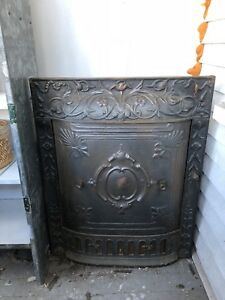 Early 1900's Victoria cast iron coal/wood stove
