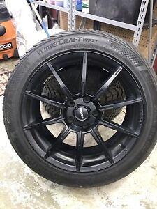 BMW Winter Wheels & Tires