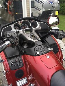 2002 Goldwing trike with Lehman kit
