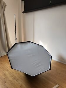 """55"""" (140cm) Octagon Softbox with honeycomb grid"""