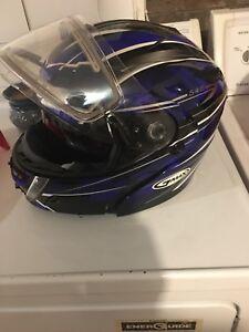 Gmax modular helmet.  Large