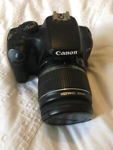Canon EOS Rebel XS camera SLR