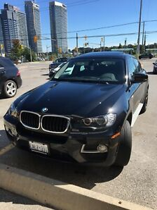 BMW X6 2013 Black 4WD