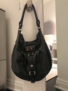 Real Marc Jacobs Black Leather Purse