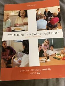 Community health nursing -practical nursing textbook