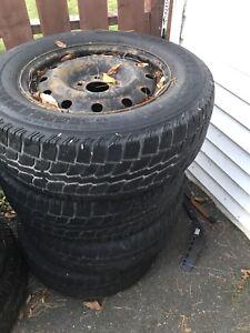 Tires/rims/225/70r/16