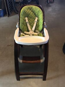 High chair Sunmer Infant bentwood