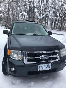 **NEED GONE** 2008 Escape