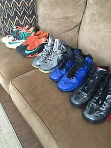 Lightly Worn Basketball Sneakers CHEAP