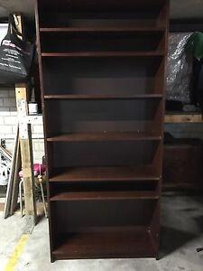 Wooden Bookshelves Kings Cross Inner Sydney Preview