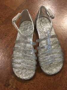 Children's Place Jelly Shoes - size 1 & 2 both for $7!