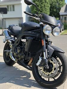 Triumph Speed Triple 2010