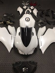 Ducati panigale fairings