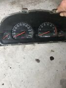 STI instrument cluster GC8 Greenbank Logan Area Preview