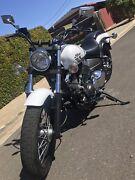2016 Yamaha XVS650 Lockleys West Torrens Area Preview